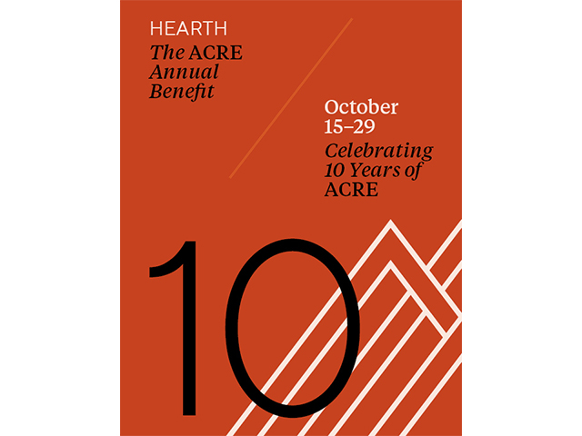 Hearth Celebrating 10 Years